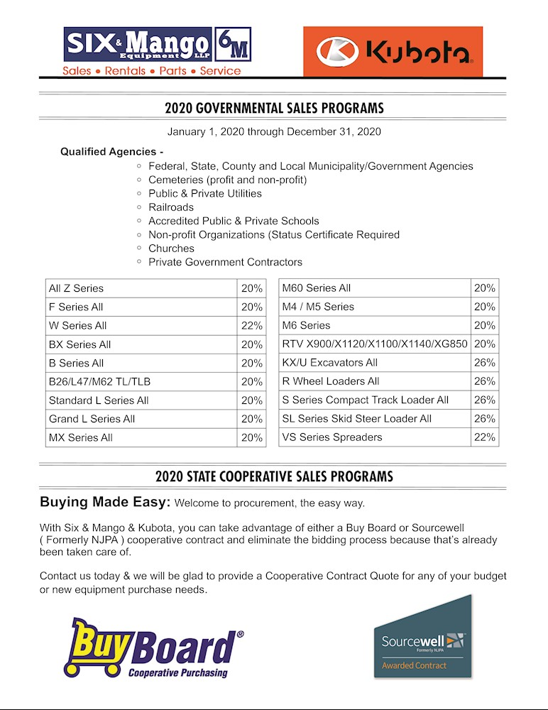 2020 Governmental Sales Program (002)